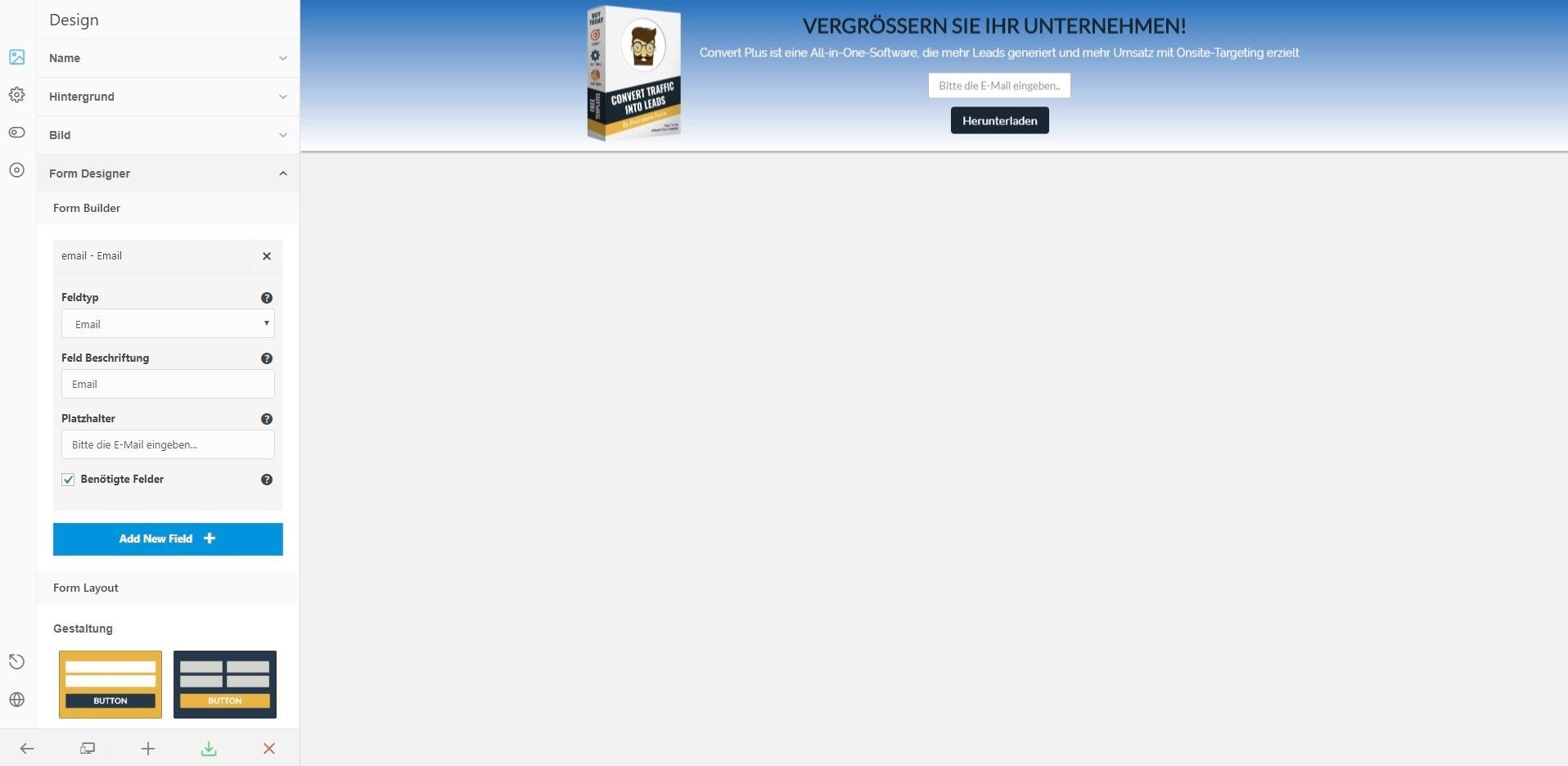 LP - ConvertPlus WP Plugin Sprachdateien 6