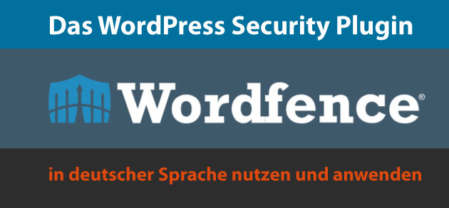 wordfence in deutscher Sprache